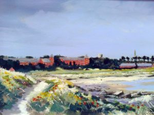 Cliff Walk Portrane - Robert Shaw