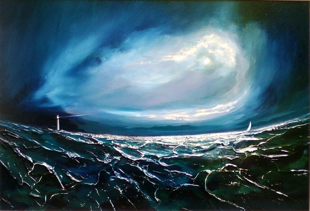 Beacon Pour Une Lune Bleue - Robert Shaw