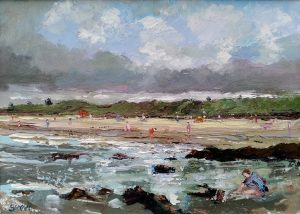 Summer Moment Donabate - Robert Shaw