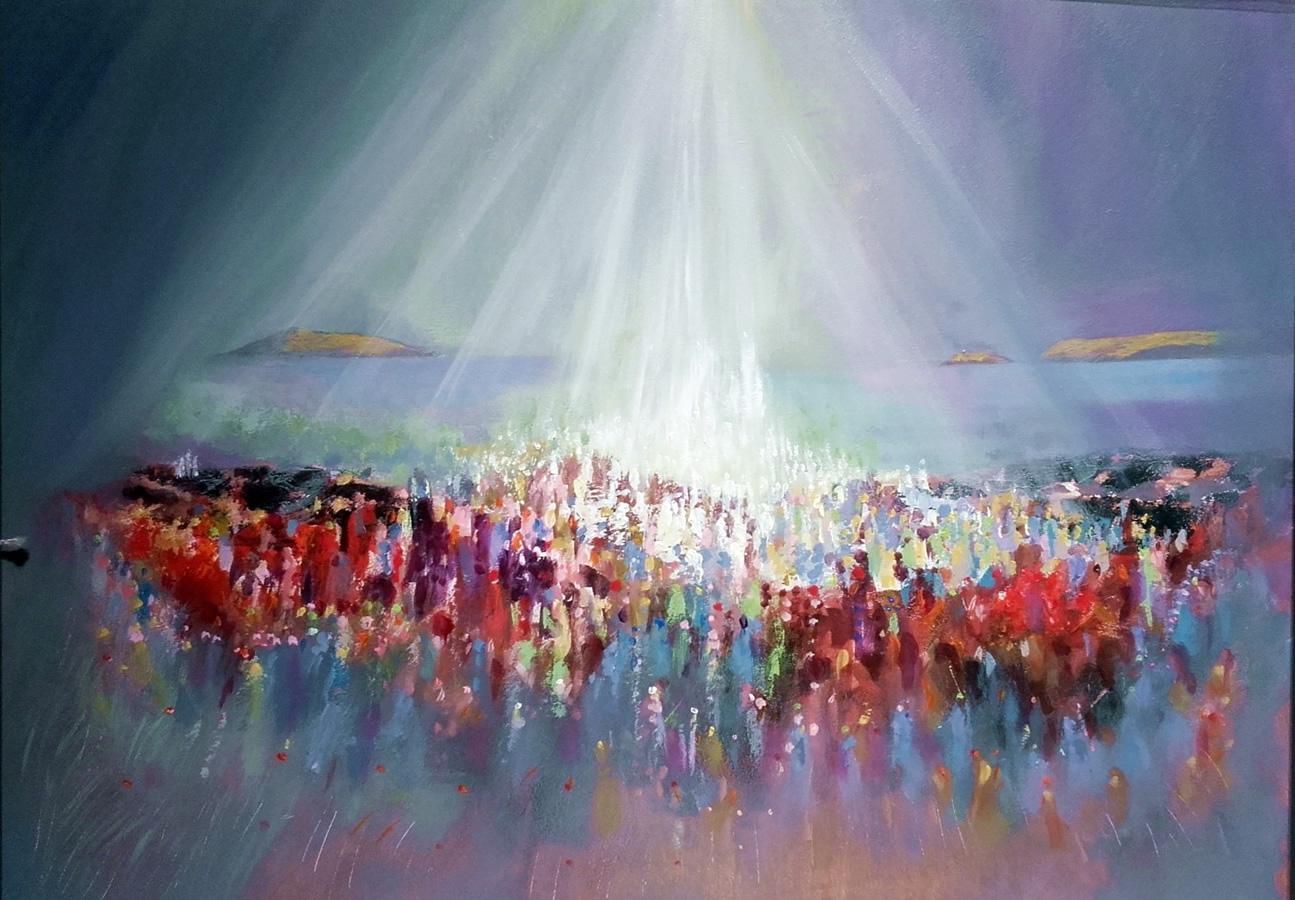 Ascension at Malahide - Robert Shaw