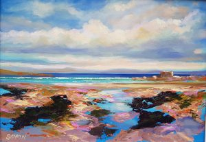 Ballinskelligs evening - Robert Shaw