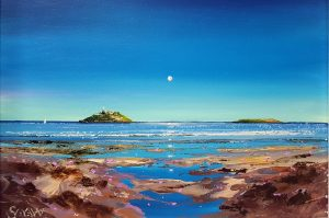 Ballycotton moon - Robert Shaw