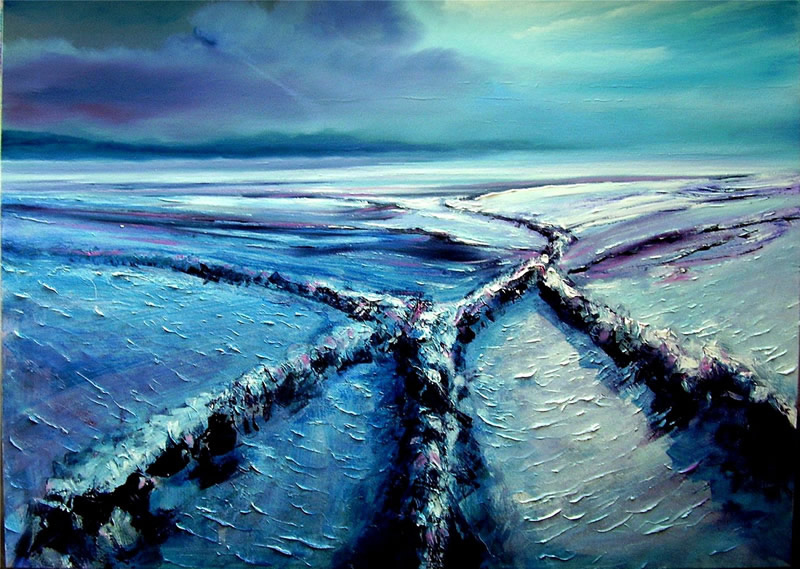 Bealtaine Snow - Robert Shaw