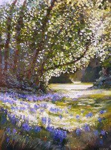 Bluebell Glade - Robert Shaw