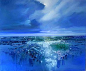 Blue Walk - Robert Shaw
