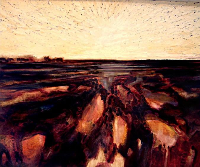 dawn paths - Robert Shaw