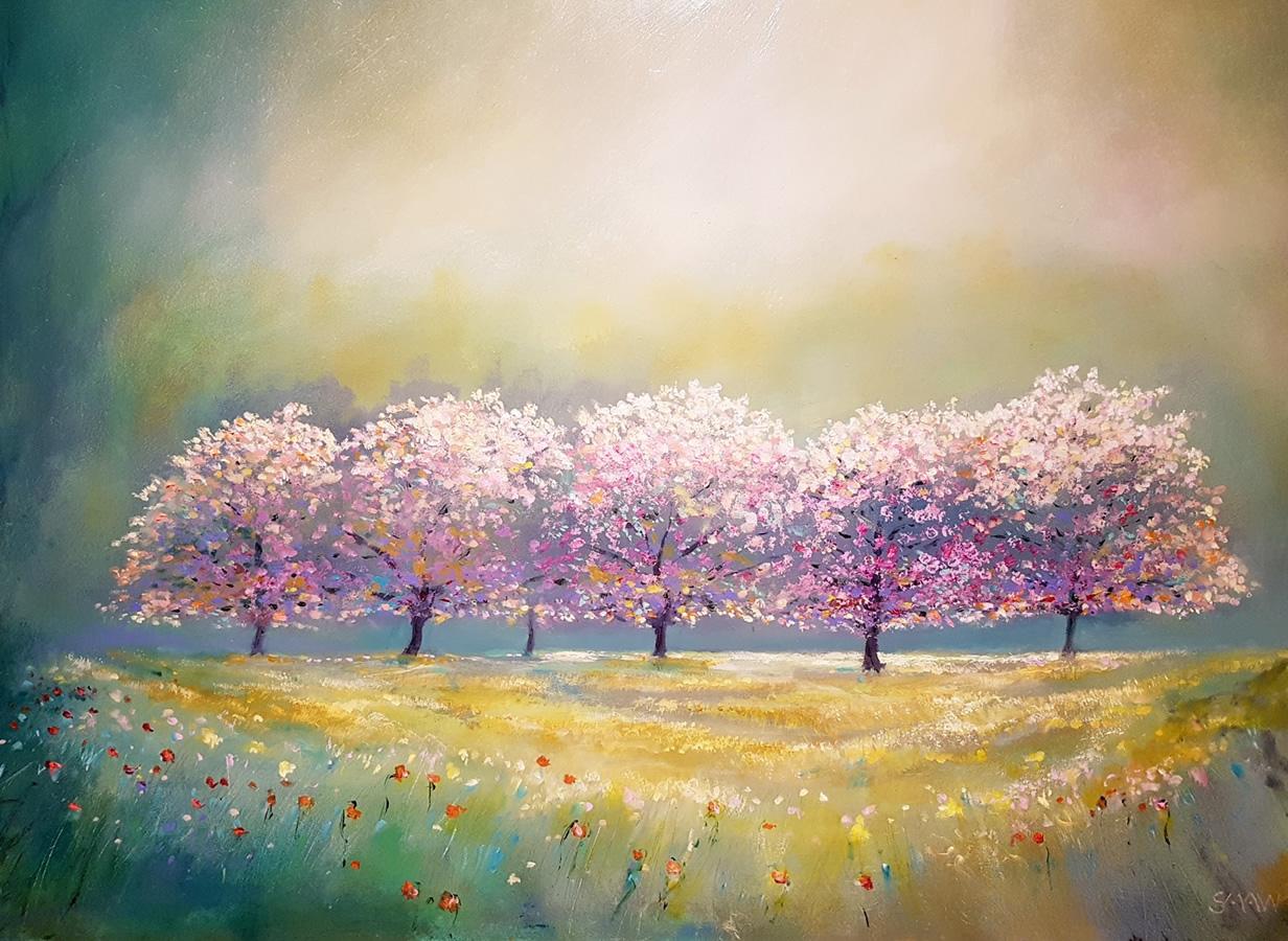 Halcyon Blossoms - Robert Shaw