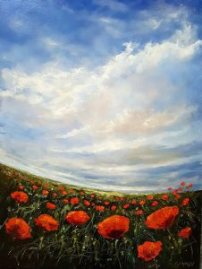 Elysian Poppies - Robert Shaw