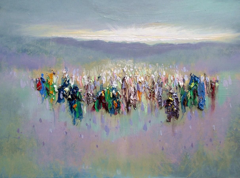 Gathering Dawn - Robert Shaw