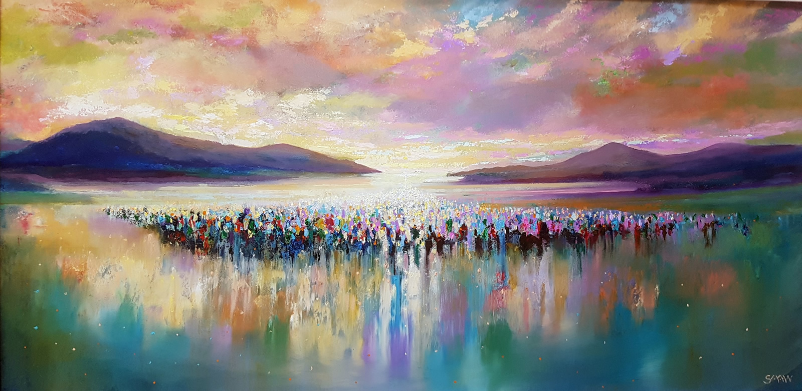 Gathering at the Shannon - Robert Shaw