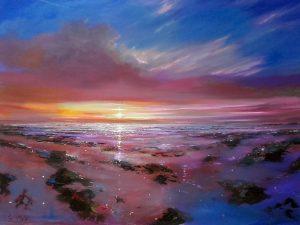 Greystones Dawn - Robert Shaw