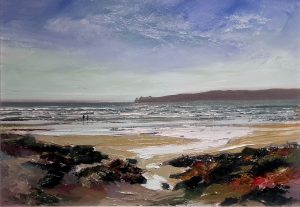 Howth March Morning - Robert Shaw