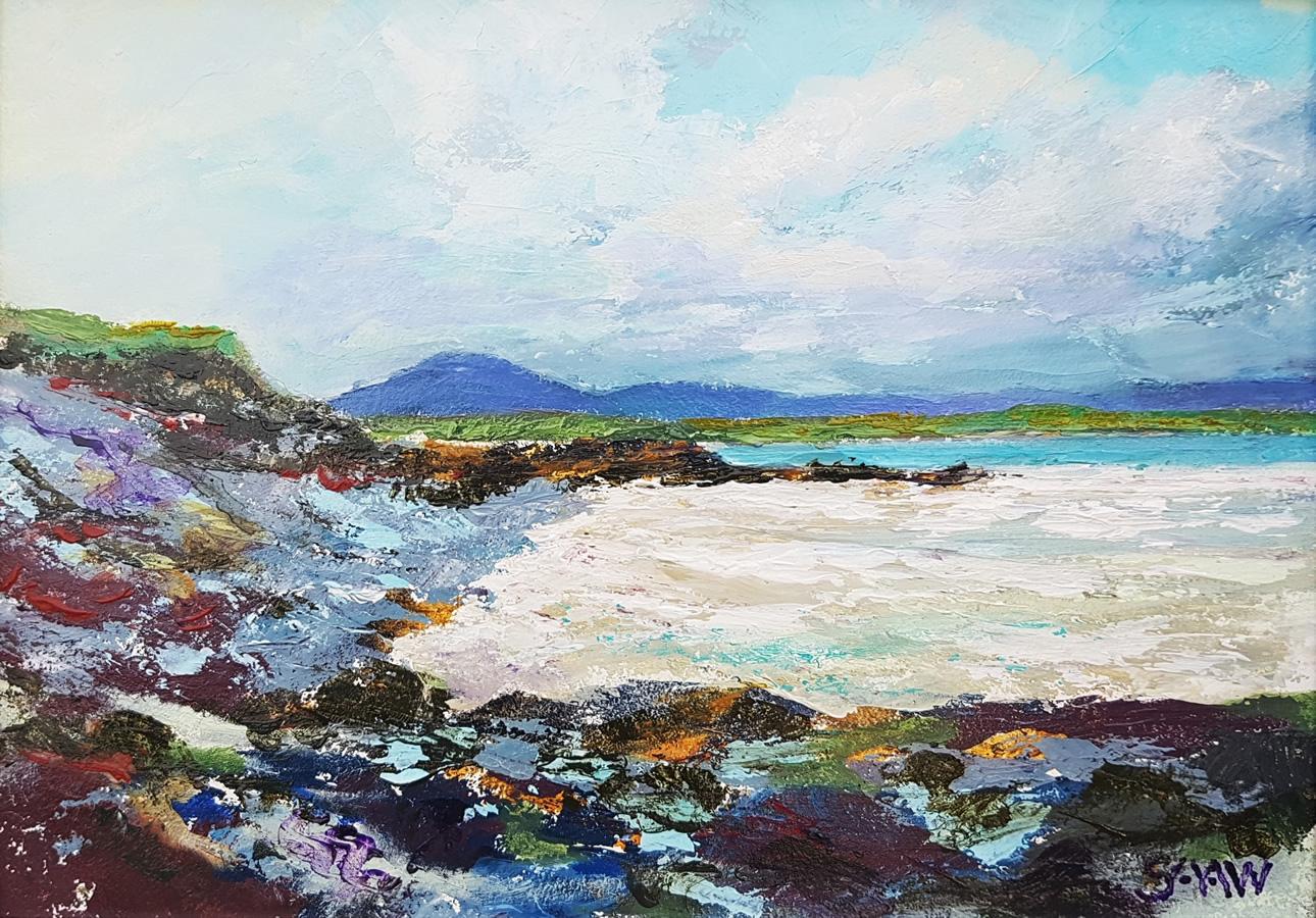 Beneath the Ringfort at Inishcrone - Robert Shaw