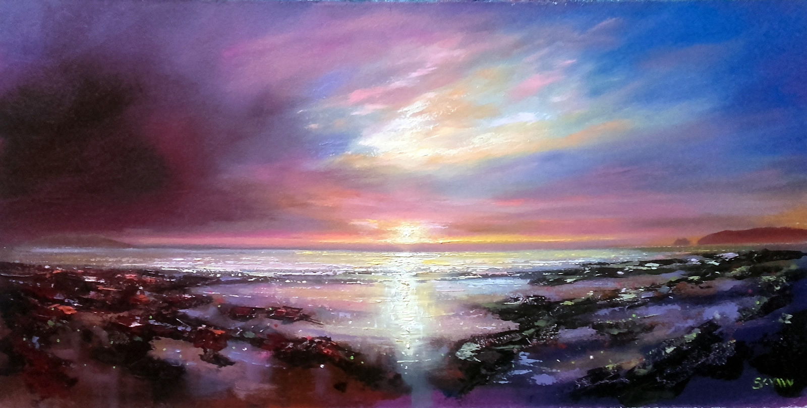 Malahide Dawn - Robert Shaw