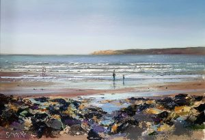 May Evening at Malahide - Robert Shaw