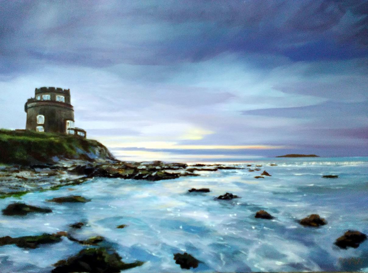 Portmarnock evening - Robert Shaw
