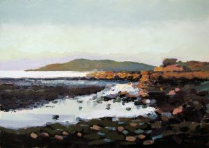 Portrane Evening - Robert Shaw