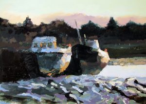 Rogerstown Evening - Robert Shaw