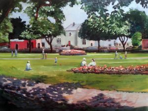 Sandymount Green - Robert Shaw