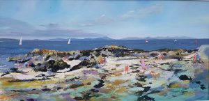 Skerries Summer moment - Robert Shaw