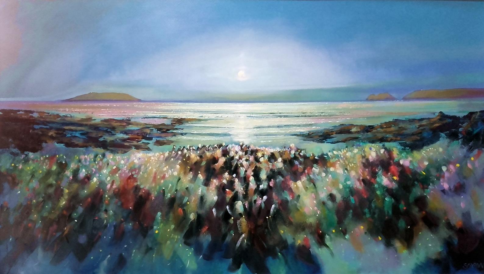 Solstice Moon - Robert Shaw