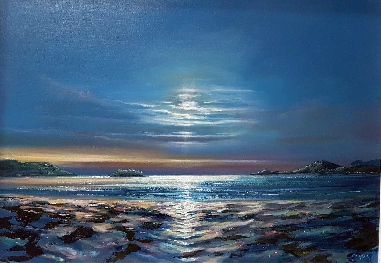 St Lucia Moon - Robert Shaw