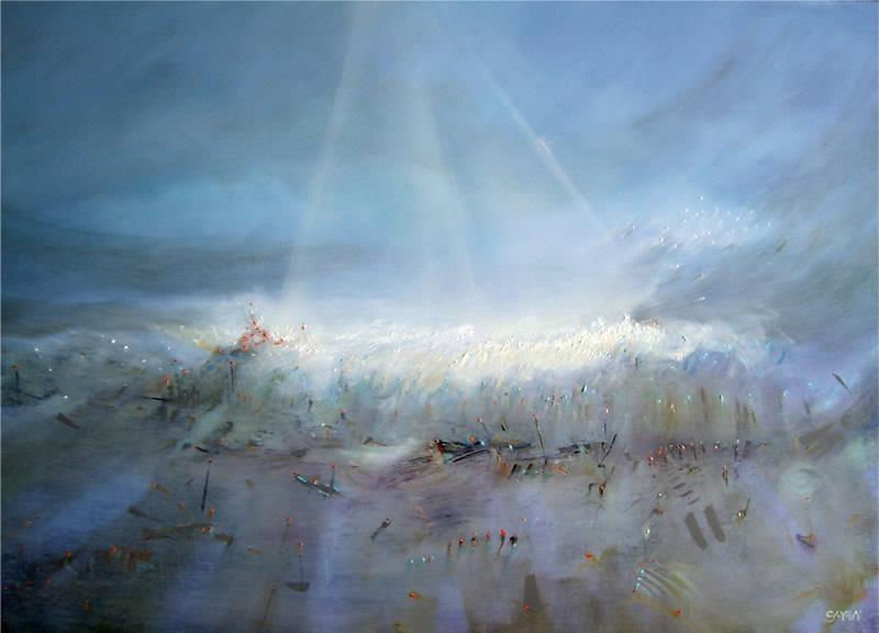 storm return - Robert Shaw