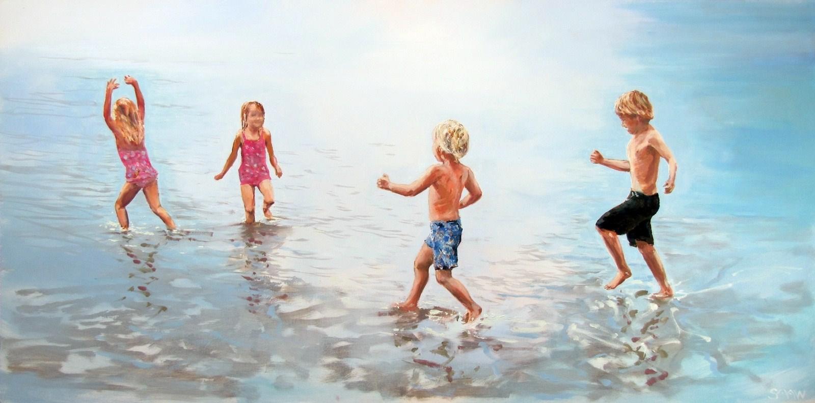 Summer Joy - Robert Shaw