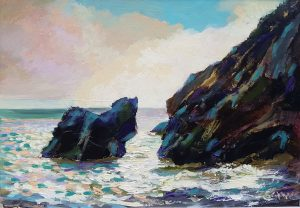 Tower Bay afternoon - Robert Shaw