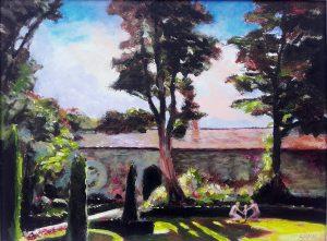 Trois dans les jardins - Robert Shaw