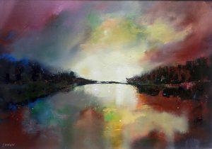 Ville présence de la rivière - Robert Shaw