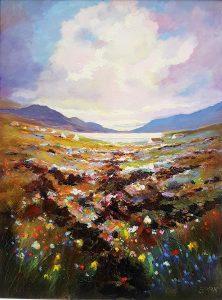 Western flowerbog - Robert Shaw