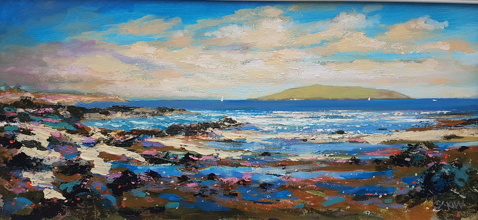 Winter afternoon Donabate - Robert Shaw