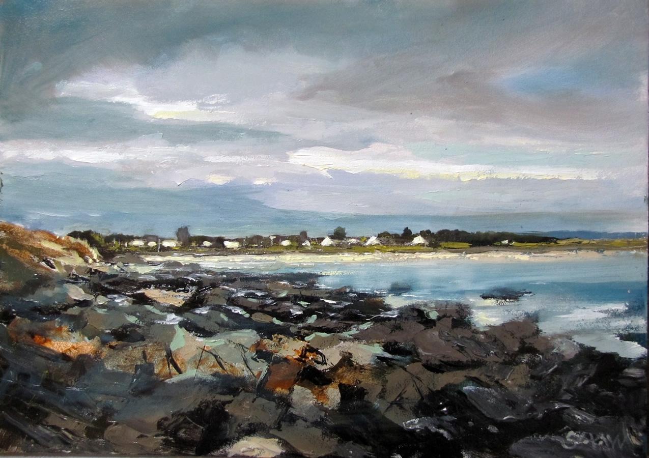 August shore - Robert Shaw