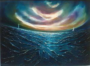 Beacon sunset - Robert Shaw