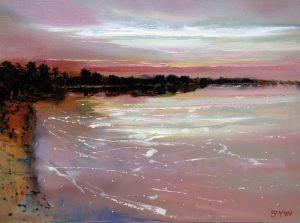 Sunrise at Broadmeadow - Robert Shaw