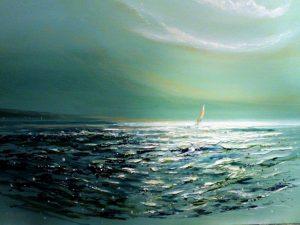 Celeste's moon - Robert Shaw