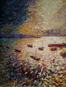 Fingal shimmer - Robert Shaw