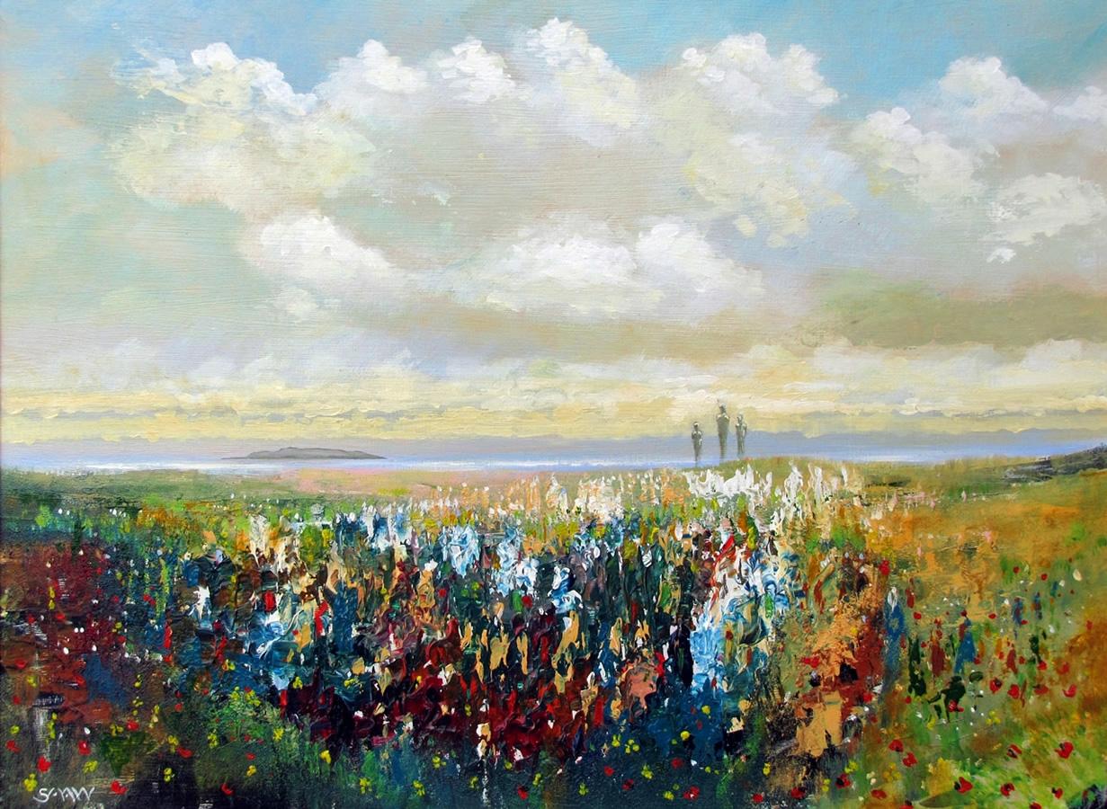 Leaving Holywell - Robert Shaw
