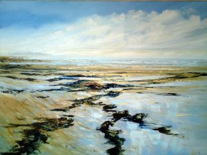 Leinster Beach - Robert Shaw