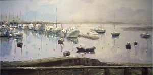 Malahide Morning - Robert Shaw