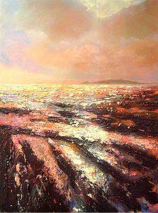 Marnog sunburst - Robert Shaw