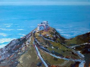 Summer day at Mizen Head - Robert Shaw