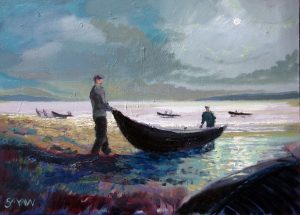 Moonlight Fishermen - Robert Shaw