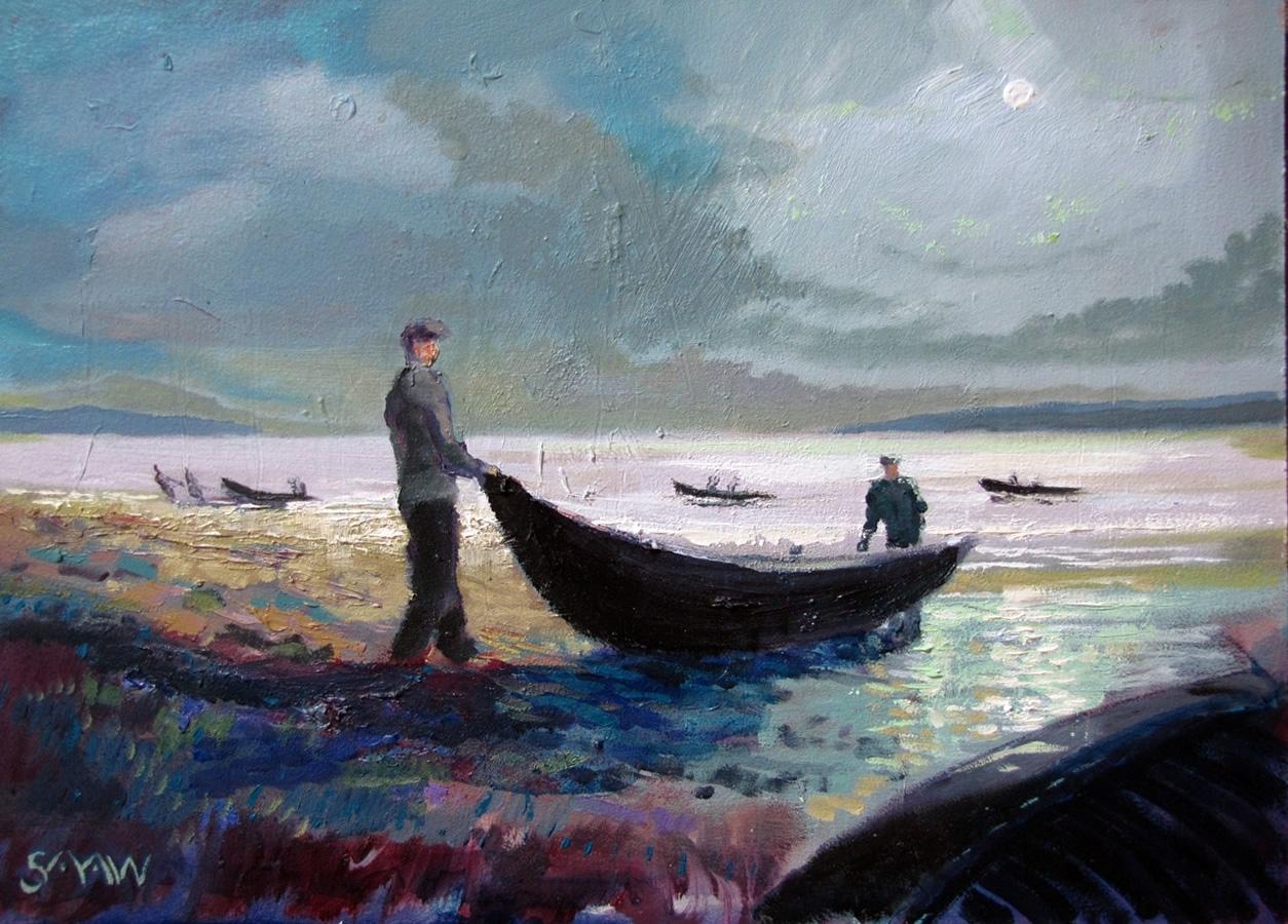 Moonlight Fishermen - Robert Shaw