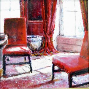 Red Chairs - Robert Shaw