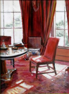 Drawing room at Newbridge - Robert Shaw