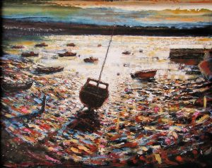 Skerries sparkle - Robert Shaw