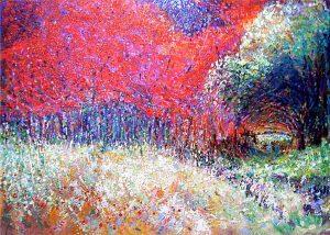 Newbridge meadow - Robert Shaw