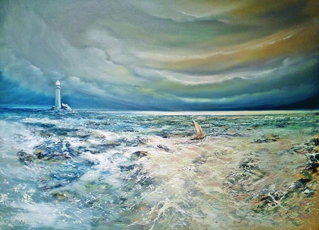 To Calmer Seas - Robert Shaw